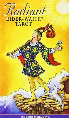 Radiant Rider-Waite Tarot Deck NEW