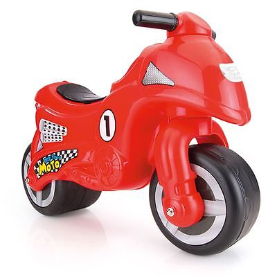 Dolu My First Moto Ride Bike Children's Kids Push Along Walking Outdoor Balance