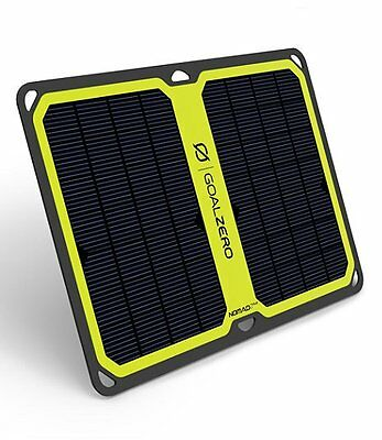 Goal Zero Nomad 7 PLUS Smart Solar Panel - Charge phone, GoPro, GPS from the sun