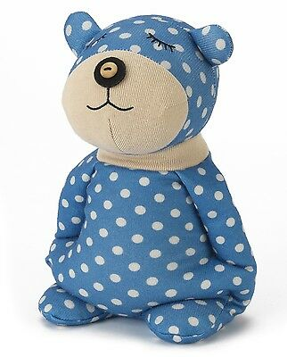 Intelex Socky Doll Boodle The Bear Microwavable Heatable Bed Time Warmies Gift
