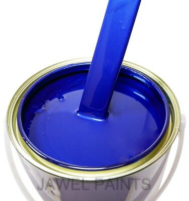 FORD SPIRIT BLUE PEARL  Fantastic New Ford colour Basecoat Car Paint  5lt size