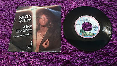 """Kevin Ayers – After The Show ,  Vinyl, 7"""", 1974 , Spain , 13736-A"""