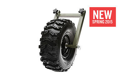 Trakker NEW X-Trail Fishing Barrow Spare Wide Wheel