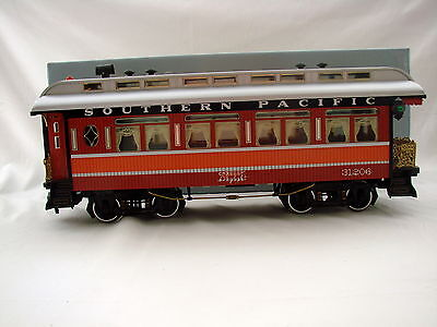 Aristocraft REA 31206 Southern Pacific Observation Car With Lights