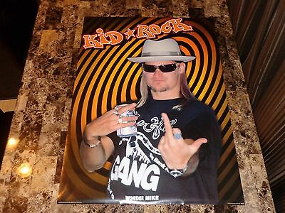 Kid Rock Rare Official Licensed Poster 1999 Devil Without A Cause Era Detroit