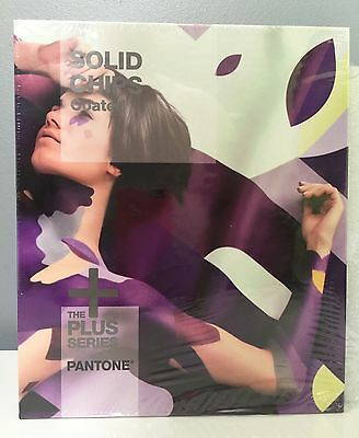 NEW PANTONE 2016 GP1606N Solid Chips Plus Series COATED BOOK ONLY