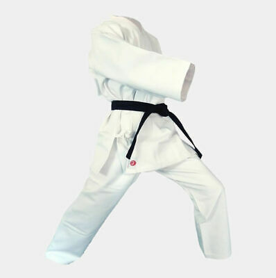 KARATE UNIFORM KARATE GI 16oz CANVAS PRO QUALITY REFUND IF NOT HAPPY