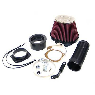 K&N 57i Air Filter Intake Kit For Audi A4/S4/RS4 B5 1.8 1995-2001 Non-Turbo
