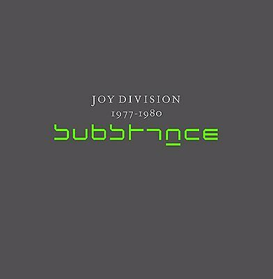 Substance [Vinile] Joy Division - LP 180 GRAMMI