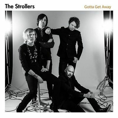"""THE STROLLERS - Gotta Get Away  (7"""") EP"""