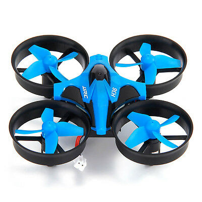 JJRC H36 MINI 2.4 G 4CH 6Axis Gyro Mode Headless RC Drone Quadcopter bleu