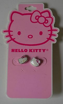 Hello Kitty, Pierced Earrings