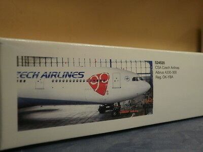 Herpa Wings 1:500 Airbus A330-300 CSA Czech Airlines