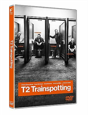 Dvd T2 Trainspotting - (2017) ......NUOVO