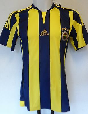 Fenerbahce 2015/16 Home Shirt By Adidas Adults Size Large Brand New With Tags