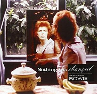 Nothing Has Changed [Vinile] David Bowie   - LP  SIGILLATO