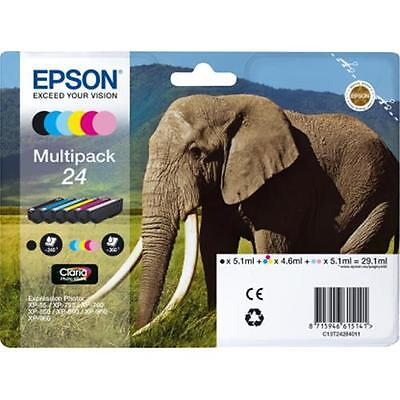 Epson T24 Multipack Multipack 6-Colours 24 Claria Photo