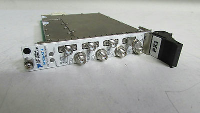 National Instruments NI PXIe-5611 RF Upconverter Module
