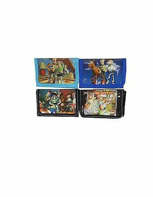 Brand New Kids Toy Story Tri Fold Wallet