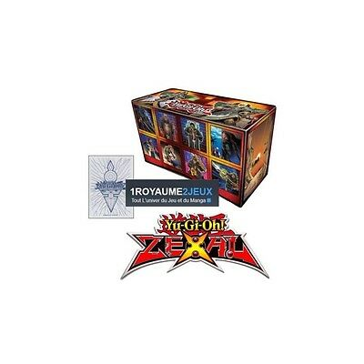 Lot Boite  Yu-Gi-Oh! Edition Deluxe L'héritage Des Braves
