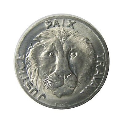 elf  Congo Democratic Republic 10 Francs 1965 Lion
