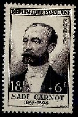GRANDS HOMMES : SADI CARNOT, Neuf * = Cote 15 € / Lot Timbre France 991