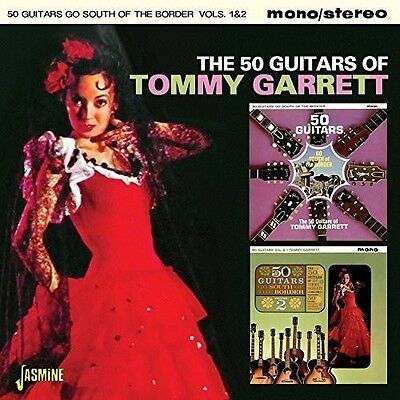 Tommy Garrett - South of the Border 1 & 2 [New CD] UK - Import