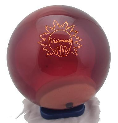 15lb Visionary Amulet TenPin Bowling Ball - new, undrilled, rare