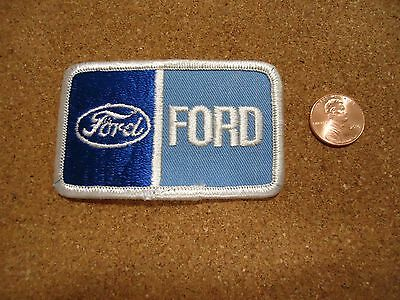 Vintage Ford Service Patch New Old Stock