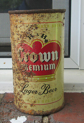 R&H Crown from  Rubsam & Hormann Brewing Company, New York