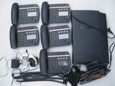 Commander Vision with 6 phones  & 12 months warranty