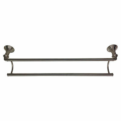 Kohler K 10553 Bn Brushed Nickel 24 Double Towel Bar 16018