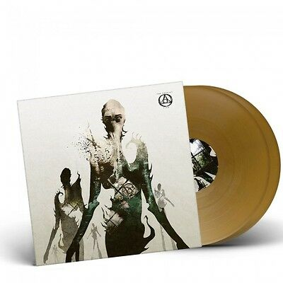 THE AGONIST - Five / GOLDEN 2-LP Gatefold NEW/NEU
