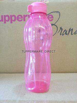 Tupperware  Aqua Safe Mini ( 310 ml ) 10oz Water Bottle  - Pink
