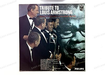 Dutch Swing College Band - Tribute To Louis Armstrong NL LP 1966 //2