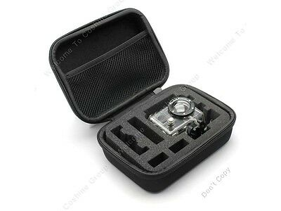 Water Shockproof Protective Storage Carry Hard Case Bag for GoPro Hero 4 3+ 3 2