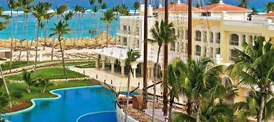 Iberostar Grand Bavaro Punta Cana Adults Only All Inclusive Vacation 07/17/20