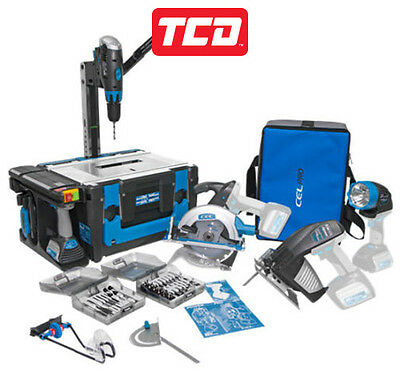 CEL POWER8 workshop Lithium 18V Cordless Workshop WS4E Power 8 full kit WS3E WS3