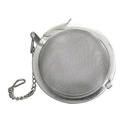 "Harold Import TEA INFUSER 2.5"" Mesh Wonder Ball Stainless Steel Filter/Strain"