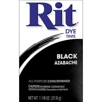 Rit Dye Powder Black
