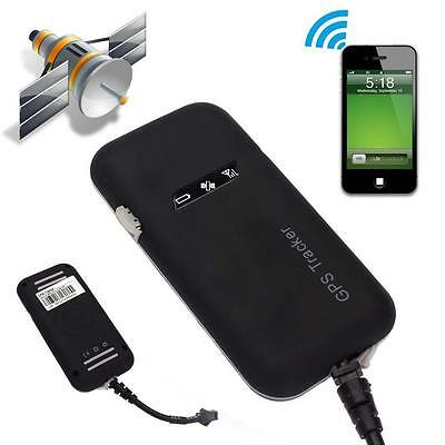 Quad Band GSM GPRS GPS Tracker Vehicle Truck Car Realtime Track System TK110 BF