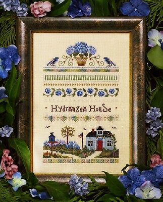 Hydrangea House - Victoria Sampler New Chart