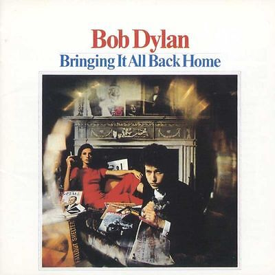 Bob Dylan-Bringing It All Back Home-Uk Lp Re Issue On Cbs Records-Cbs 62515-1965
