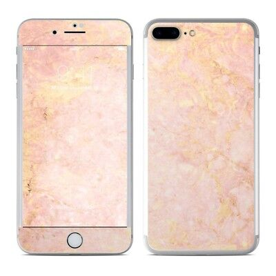iPhone 7 Plus Skin - Rose Gold Marble - Sticker Decal
