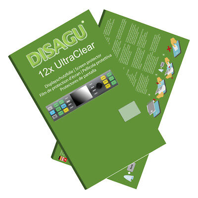 12x UltraClear Screen Protector for Blackmagic Teranex Express
