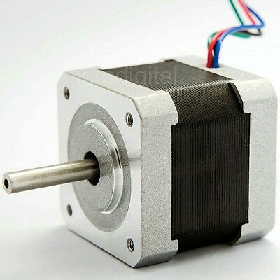 1.8 Degree 42mm 2 Phase Hybrid 12V Stepper Motor NEMA17 For 3D Printer CNC New L