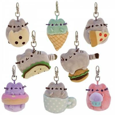 Gund 4054853 Pusheen the Grey Cat Surprise Plush Mystery Box Series 1 Food