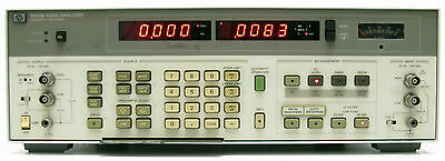 HP Agilent Keysight 8903B audio analyzer 20 Hz - 100 kHz analizzatore