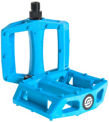 Salt AM Pedal Plastic 9/16 – Cyan