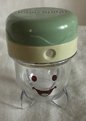 Baby Bullet Individual Serving Date Dial Replacement Cup With Lid